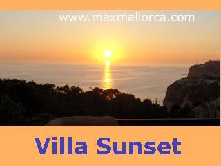 Sonnen-Villa  Gran Folies Cala Llamp Port Andratx