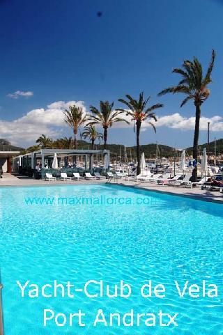 Penthouse Yachtclub Puerto Andratx Mallorca