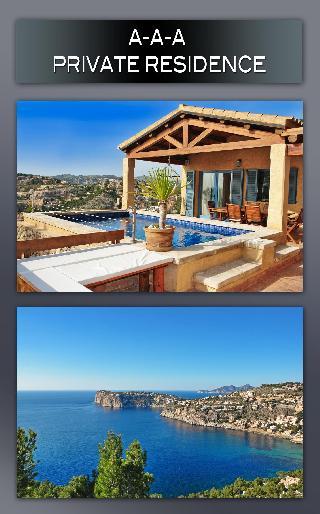 Villa obere Bebauungsgrenze A-A-A Privatsphäre &