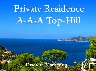 Villa Master Blick A-A-A Lage Puerto Andratx