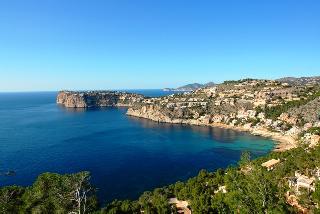 Mallorca Grundstück: Bau-Grundstück Meerblick Cala Llamp Puerto Andratx