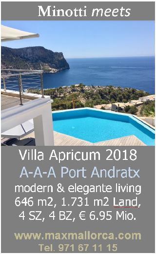 Villa zu verkaufen Grosse Luxus-Villa A-A-A Privat-Lage Puerto de Andratx Marmacen C. Violi