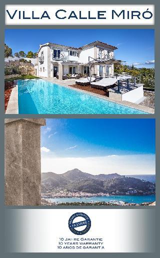 Reserviert! Neubau Villa Puerto Andratx Mallorca Montport