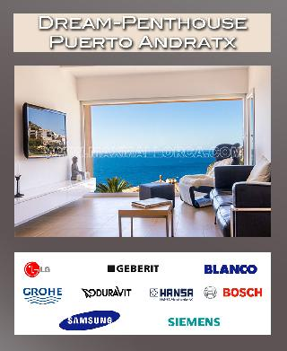 Penthaus-Traum Puerto Andratx Top-Modern aus 2011