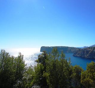 Unglaublicher Meerblick Charmante Ibiza Villa für Entwickler zum sanieren.
