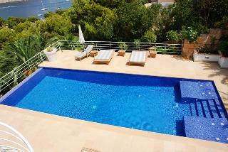 VERKAUT! Villa Port Andratx calle Violi  Villa Puro Sunset Port Andratx Mallorca Alessi Bath Design