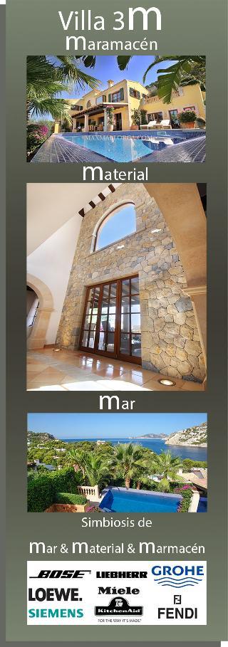 VERKAUFT!!! Chraktervolle Architektur Villa  Design und Naturstein sagen sich hier Guten Tag
