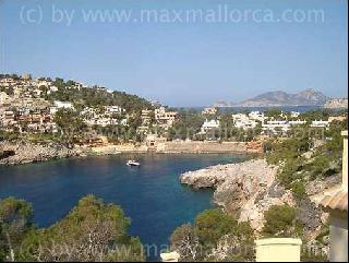Villa 1. Meerlinie mit Meerzugang  Cala Marmaceen Calle Castanyettes Port Andratx