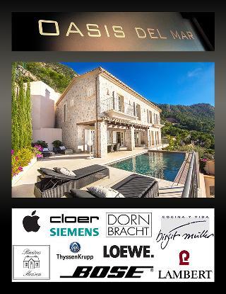 RESERVIERT! Villa Riviera Maison Mallorca Puerto de Andratx Beach Club Gran Folies Cala Llamp