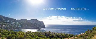 SOLD A-A-A Baugrundstück auf Mallorca zu verkaufen top Lage: 180° Panorama Südlage Puerto de Andratx