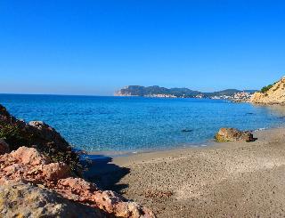 Strandgrundstück Mallorca Calvia Sandstrand nur 20 Meter Calvia Mallorca
