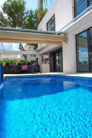 Puerto de Andratx Penthaus Villa -THE CUBE-  Modern & Neu nähe Yacht- Club EFH Im Pernthaus-Style