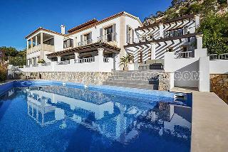 Luxuriöse Meerblick-Villa in Puerto de Andratx