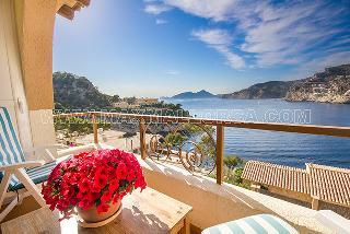 Penthouse Port Andratx Mallorca zu verkaufen: La Mola Penthouse Maisonette Puerto de Andratx