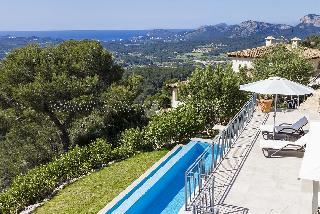 Finca-Villa mit Königsblick über Mallorca modern & klassisch Nähe Puerto Portals & Palma