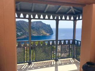 Privat Resort traditionelle Finca Villa über den Dächern von Puerto Andratx