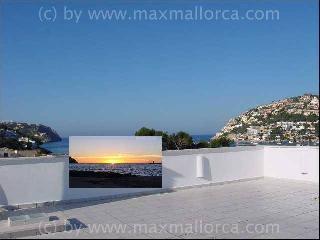 P. Andratx-Penthouse-170 m² Sonnen-Terrasse 360°
