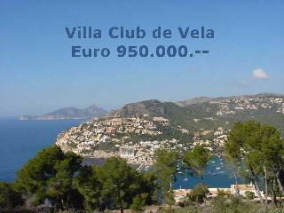 Port Andratx Villa am Club de Vela