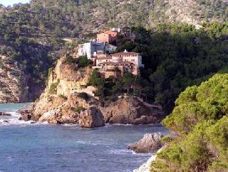 Kleines Schloss - 1. Meerlinie mit Bootsanleger