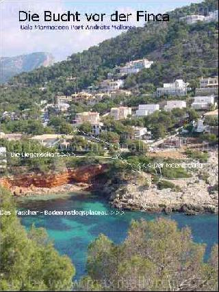 Villa 1. Linie Puerto Andratx Property Mallorca