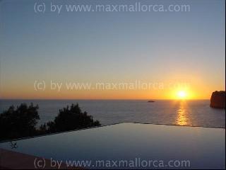 Finca-Villa Golden Sun - Master-View