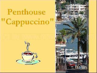 Puerto de Andratx Mallorca: Penthaus Cappuccino. Penthaus Cappuccino Puerto de Andratx Mallorca